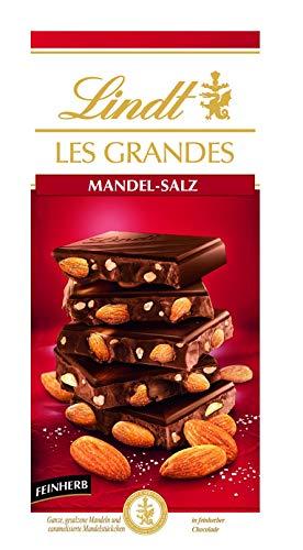 Lindt Les Grandes, Salz-Mandel, 150 g