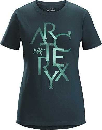Arc'teryx Damen Assemble T-Shirt SS Women's, Labyrinth, M