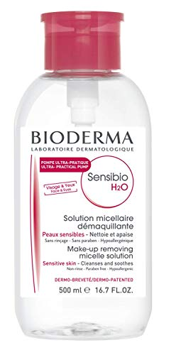 Bioderma, Desmaquillante Facial - 500 ml