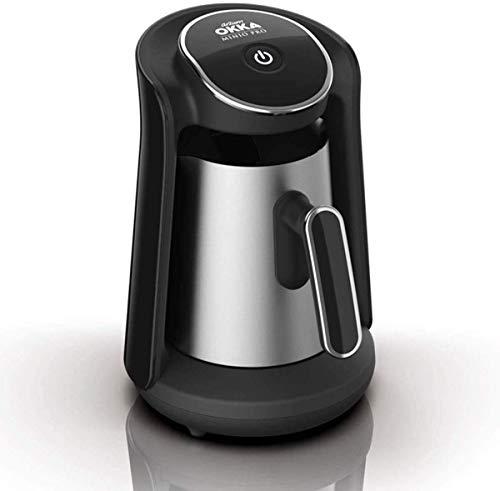 Arzum Okka OK0010-K Minio Pro Turkisch Coffee Machine Chrome, 18/10 Steel