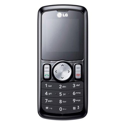 LG GB102 Sapphire Handy (Farbdisplay mit 265.500 farben, polyphone Klingeltöne) schwarz Handy