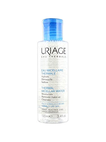 Uriage térmica micelar Agua Normal y Seca 100ml