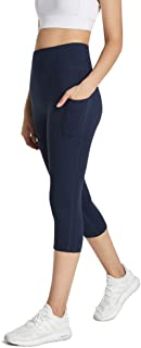 Rockwear Activewear Women's 7/8 V Waist Pocket Tight from Size 4-18 for Bottoms Leggings + Yoga Pants+ Yoga Tights