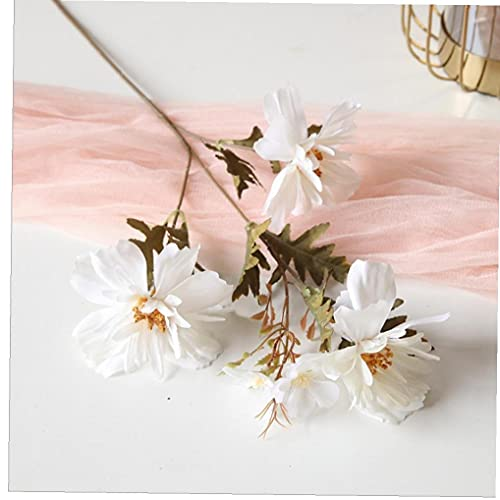 Liadance Flores Artificiales para La Decoración, Flores Falsas Boda Realista Decoración