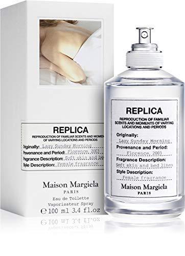 100% Authentic Maison Margiela Replica Lazy Sunday Morning 100ml edt + 3 Niche samples - Free