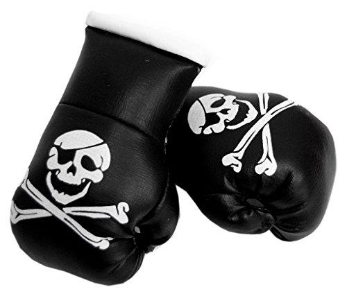 verkauft von 9:PM Mini Boxhandschuhe - Totenkopf