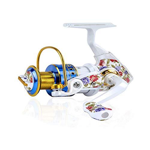 Wwenwu Angelrolle.Angelrute Teleskoprute, Fishing Rod,Kinder & Erwachsene | Boat, Surf, See, Daiwa, Dam, Ozean, Meer, Karpfenrolle