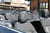 Airax Windschott für Mini One Cooper F57 Cabrio Windabweiser Windscherm Windstop Wind deflector déflecteur de vent