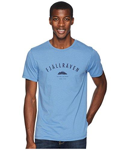 FJALLRAVEN Trekking Equipment T-Shirt Tricot Homme, Bleu (Blue Ridge), L