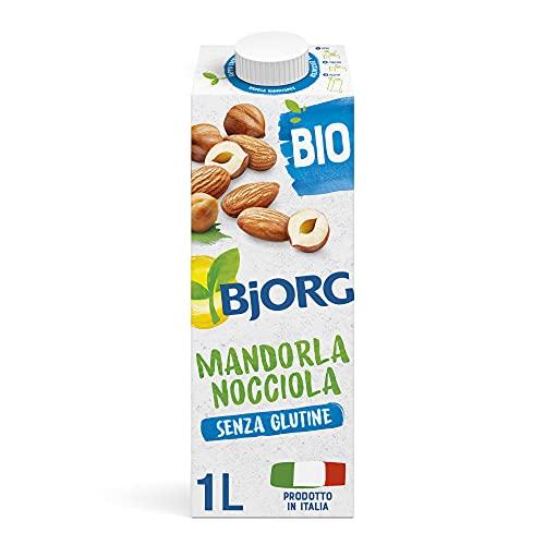 BJORG Bevanda alle Mandorle e Nocciole Bio (1L)