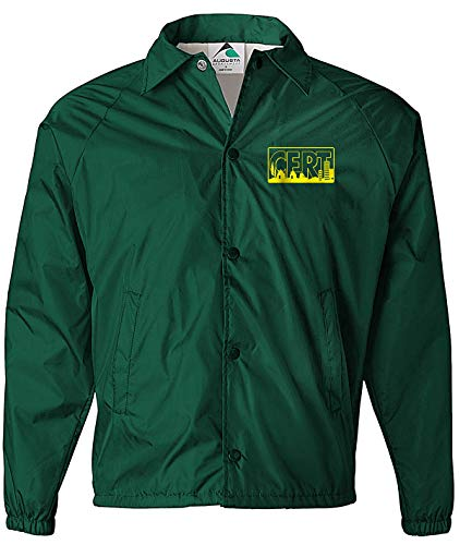 Smart People Clothing CERT Jacket, Community Emergency Response Team Jacket, Preparedness, Safety, SOS Navy