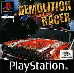 Demolition Racer - PS1 PlayStation
