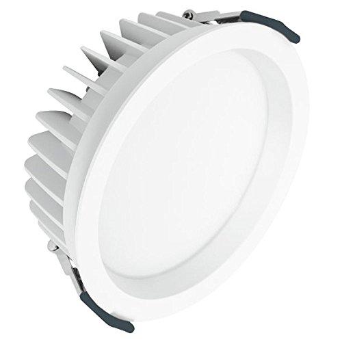 Ledvance Led Downlight, für Innenanwendungen, warmweiß, 160,0 mm x 59,5 mm