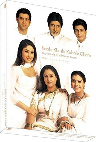 In guten wie in schweren Tagen - Kabhi Khushi Kabhie Gham (Collector's Edition, 3 DV [3 DVDs]