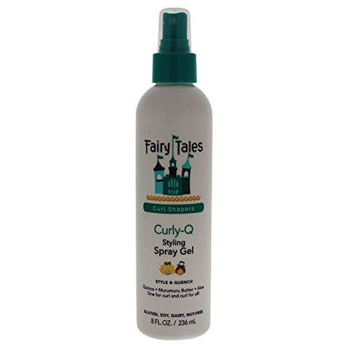 Fairy Tales Hair Care Curly-q Styli…