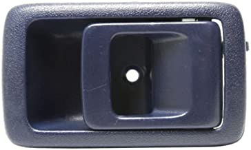 MAPM Premium Quality Inside Right/Passenger Side FRONT=REAR Textured Blue DOOR HANDLE For Toyota TERCEL 1995-1999