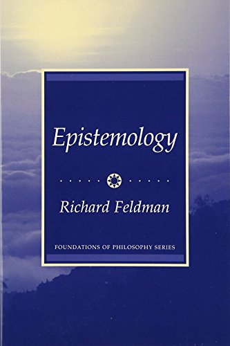 Compare Textbook Prices for Epistemology 1 Edition ISBN 9780133416459 by Feldman, Richard