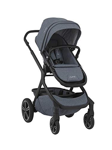 Nuna Demi Grow Aspen Kinderwagensessel + Tasche + Sonnenverdeck + Adapt