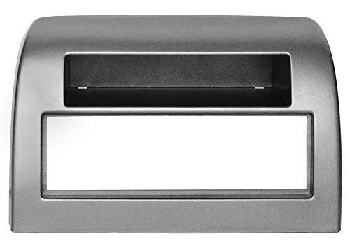 Phonocar 03387 Installazione Mascherina 1 Din compatibile con Lancia Ypsilon 2007, Argento