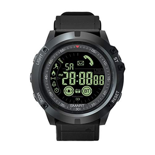 WPCBAA 3 vlaggenschip robuuste Smartwatch 33-maanden standby-tijd 24 uur alle weersomstandigheden monitoring Smart horloge voor IOS en Android