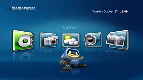 Medien All-in-One Software Neuware TV auf dem PC MediaPortal
