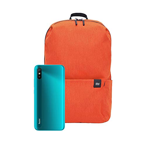 Xiaomi REDMI 9A 2GB 32GB Verde + Mochila Day Pack