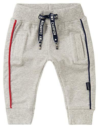 Noppies Baby-Jungen B Regular fit Pants Etwatwa Hose, RAS105 L. Grey Mel. -P601, 68