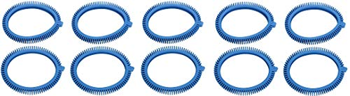 Great Features Of Poolvergnuegen 896584000-143 2-Pack Blue Front Tire Kit with Super Hump Replacemen...
