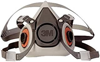 3M Half Facepiece Reusable Respirator 6100/07024(AAD) Small