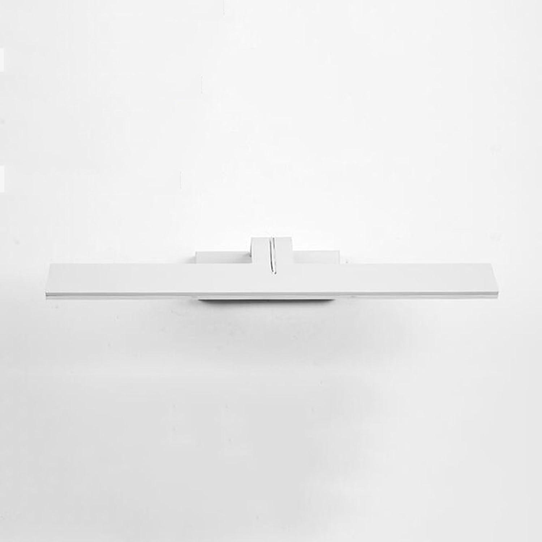 XUERUI LED-Lampe, 9W-15W Warme Weie Badezimmer-Lichter, EMC-Fahrer, 42-72CM X 7CM X 4.5cm, Energie Savin (Farbe   Wei, gre   58cm)