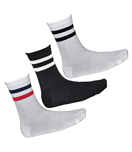 vitsocks Calcetines BAMBÚ Muy Suave Sport Hombre (3 PARES)
