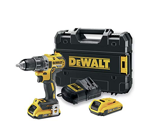 Dewalt Brushless Schroef-boor Machine Dcd790d2-qw