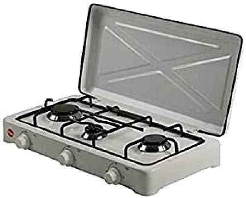 Fm - Cocina gas 3 fuegos hg300