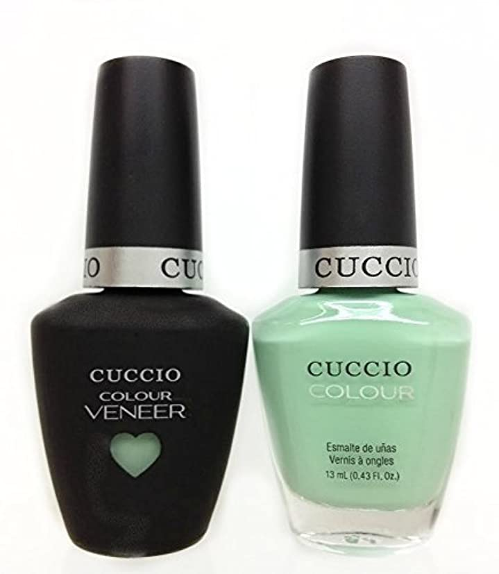吸収中傷スキルCuccio MatchMakers Veneer & Lacquer - Mint Condition - 0.43oz / 13ml Each