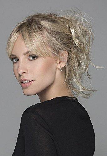 Ellen Wille haarstuk: RUM. Haarstukje met rubberen ring Rum Ellen Wille gratis verzending. Kleur: lichtblonde