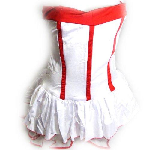 Les Trésors De Lily [K8508] - Déguisement 'Sexy Infirmière' blanc
