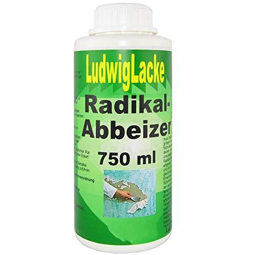 Abbeizer 750 ml Abbeizer für Autolack Grafitti