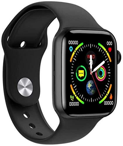 Reloj inteligente de frecuencia cardíaca ECG presión arterial bluetooth notificación de llamada impermeable pulsera inteligente
