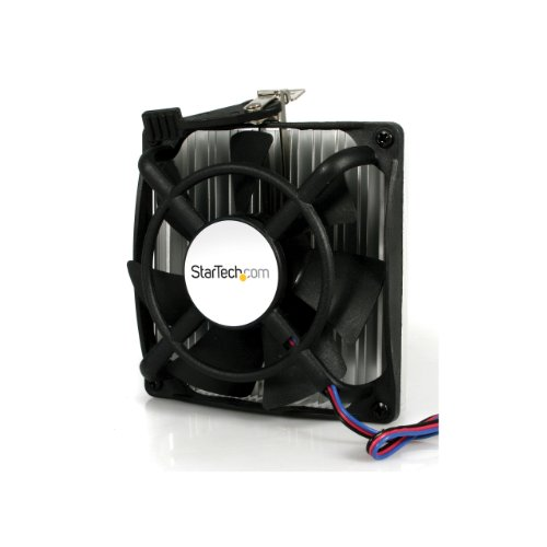 StarTech.com Ventilador Fan Disipador Heatsink 92x25mm para CPU Procesador AMD Socket AM2...