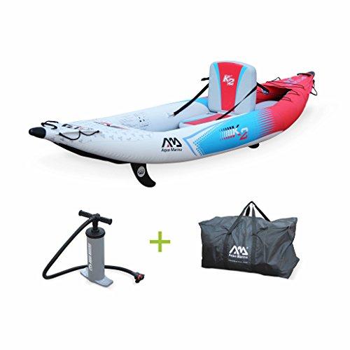 Alice's Garden - Canoë Kayak Gonflable - Betta K2...