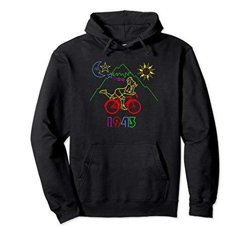 Hofmann Bicycle Day 1943 LSD Acid Trip Gift Pullover Hoodie