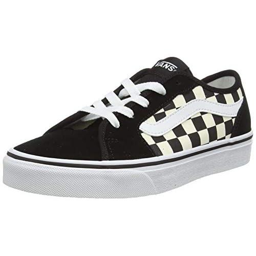 Vans Filmore Decon, Sneaker Donna, Multicolore ((Checkerboard) Black/White 5Gx), 38 EU