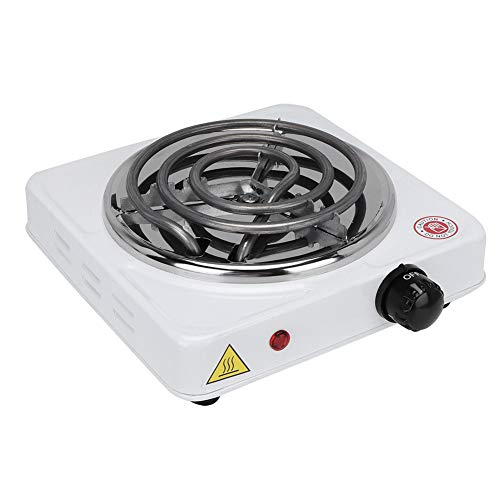 Pangdingk Calentador portátil, hasta 500 Grados de Alta eficiencia térmica, Estufa eléctrica doméstica de Baja Temperatura Interna, Calentamiento rápido para(European Standard 220-240V)