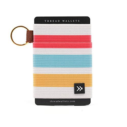 Thread Wallets - Slim Minimalist Wallet - Front Pocket Credit Card Holder (Finley)