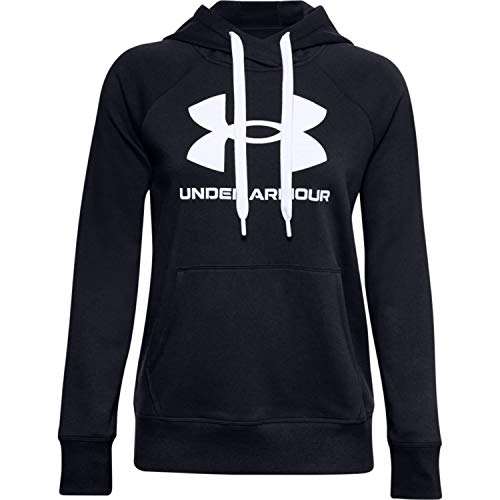 Under Armour Sweat à Capuche Femme Avec Logo Rival Fleece