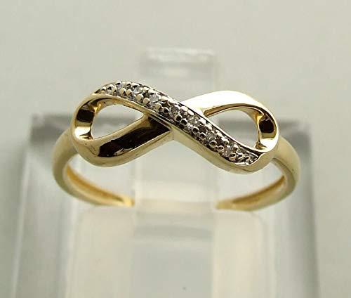 Christian 14 karaat geel gouden ring