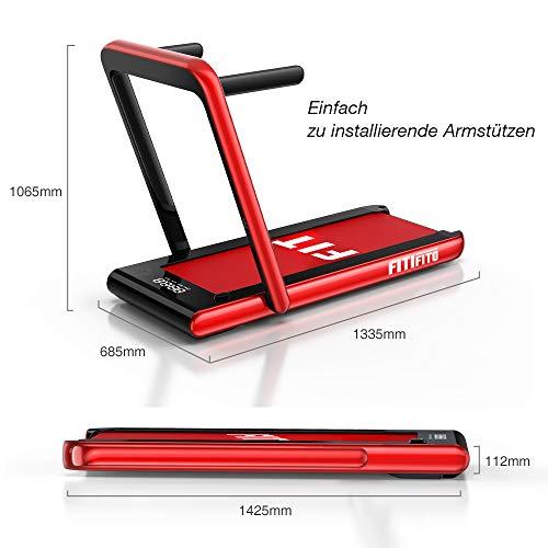Einsteiger Laufband Fitifito FT300 Bild 6*
