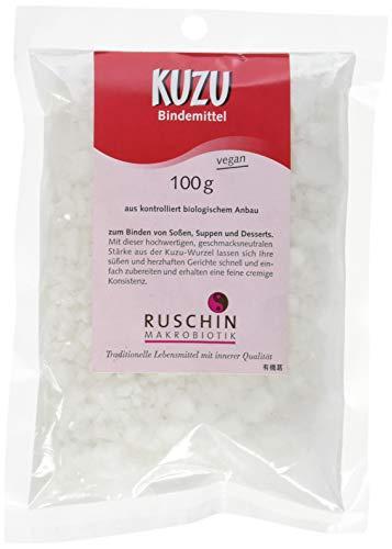 Ruschin Bio Kuzu, Staerkemehl 100g, 1er Pack (1 x 100 g)