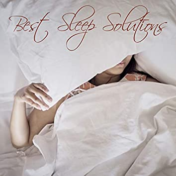 Best Sleep Solutions - Collection of Soothing New Age Music for Deep Sleep, Natural White Noise, Good Night