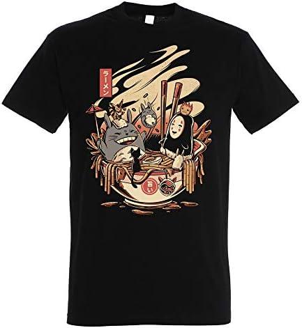 Pampling Camiseta Ramen Pool Party - Totoro